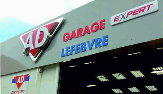 Garage ad li res for Garage ad briollay