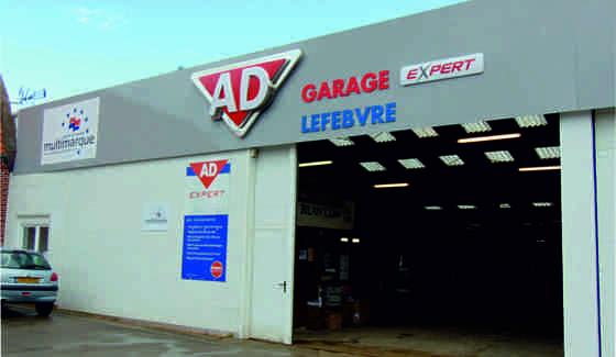 garage ad li res